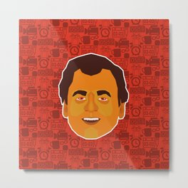 Phil Connors - Groundhog Day Metal Print