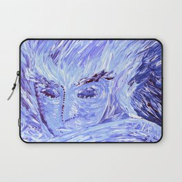 Frozen Man Laptop Sleeve
