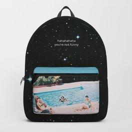 Sarcastic Girls Backpack