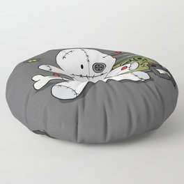 Voodoo doll shelf Floor Pillow