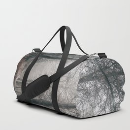 Forest path Duffle Bag