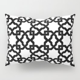 Geometric Pattern - Oriental Design rmx Pillow Sham