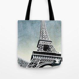 Eiffel Tower Las Vegas Tote Bag