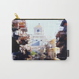Old Downtown Havana Cuba Carry-All Pouch