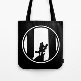 Rocket Raccoon Tote Bag