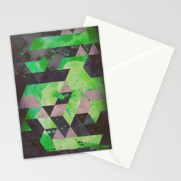 toxic hips Stationery Cards