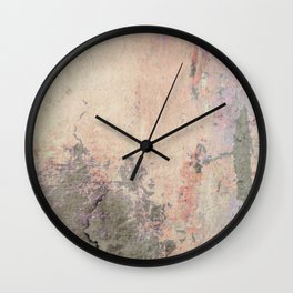 ABSTRACT WALL Wall Clock