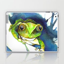 On the Lookout Laptop & iPad Skin