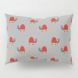 Tortoise grey Pillow Sham