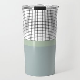 Grid 8 Travel Mug