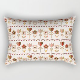 LOVE GARDEN - VINTAGE Rectangular Pillow
