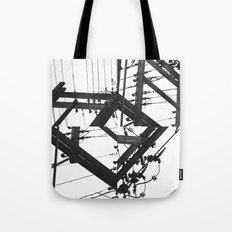 The Power of a Spiral Tote Bag
