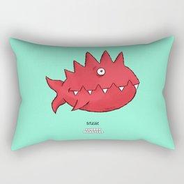 Bitaspike Rectangular Pillow