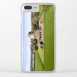 Hamiltons knob Clear iPhone Case