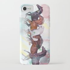 wild horse  iPhone 7 Slim Case