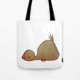 Stumbled Lump Tote Bag