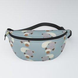 Whimsical Platypus Fanny Pack