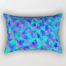 Pantone Blocks of Color Rectangular Pillow