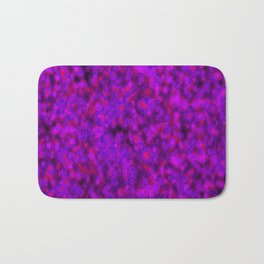 crazed colors 3 Bath Mat