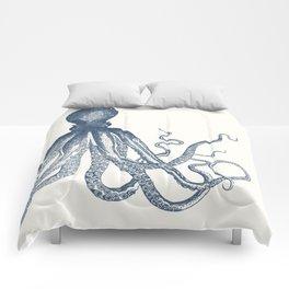 Offset Octopus Comforters