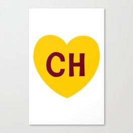 Escudo del Chapulin Canvas Print