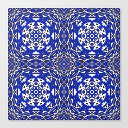 ornament illusion volume Canvas Print