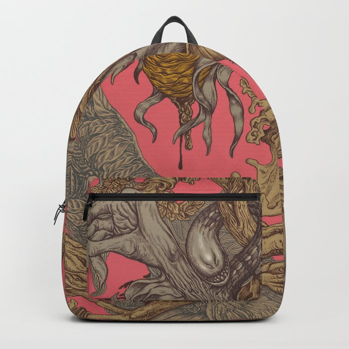 Wrath of Naturally Backpack