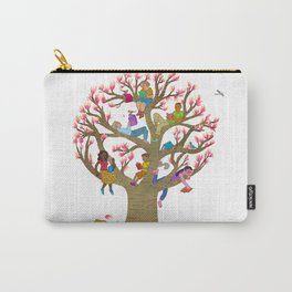 Tree Readers Carry-All Pouch