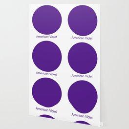 American Violet Wallpaper