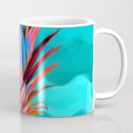 Colorful Pineapple, Ananas fruit Coffee Mug