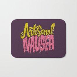 Artisanal Nausea Bath Mat