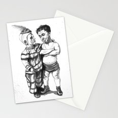 Clown Buddies Stationery Cards
