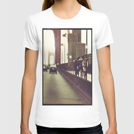 Routine Crossings T-shirt