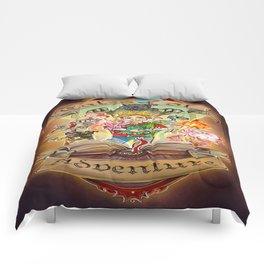 Tales of Adventure Comforters
