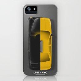 LDN-NYC iPhone Case