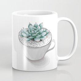 Sexy Succulent Coffee Mug