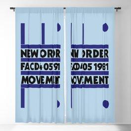 Movement Blackout Curtain