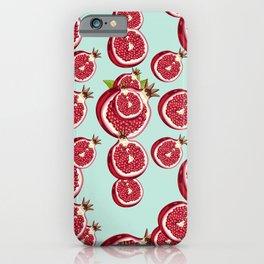 Pomegranate 2 iPhone Case