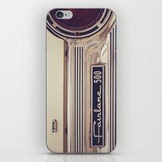 Fairlane 500 iPhone & iPod Skin