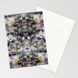 Bricolage of the Present(s) II Stationery Cards