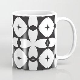 Mod | Black + White:  Pattern No. 29 Coffee Mug