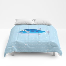 Globefish and Wave Comforters