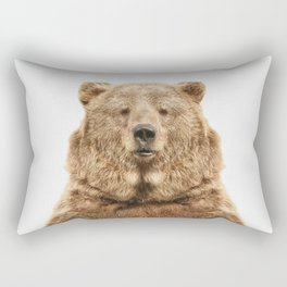 Bear European Rectangular Pillow