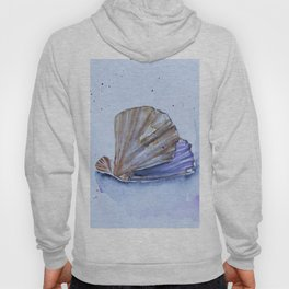 The great scallop - Pecten maximus Hoody