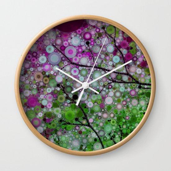 Positive Energy 3 Wall Clock