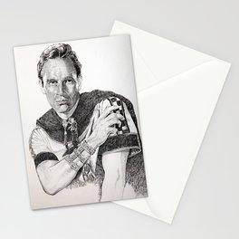 Charlton heston ben hur Stationery Cards