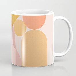 Abstraction_SHAPES_COLOR_Minimalism_002 Coffee Mug