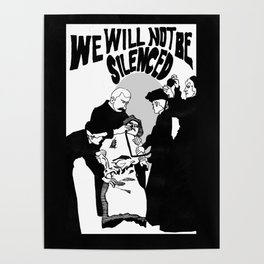 We Will Not Be Silenced VI Poster