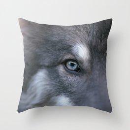 Universe Eye Throw Pillow
