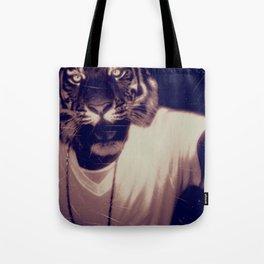 THUNDER TRIBE Tote Bag